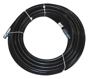 Zoro Select Ar686200025 Sewer Hose 3 8 200 Ft 4000 Psi