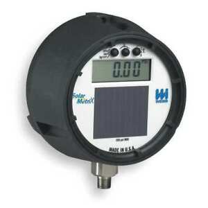 Digital Pressure Gauge Weiss Dugy2 0400 4l
