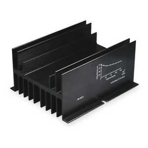 Dayton 1ejl4 Solid State Relay heat Sink