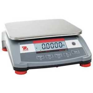 Digital Compact Bench Scale 6 Lb 3kg Capacity Ohaus R31p3