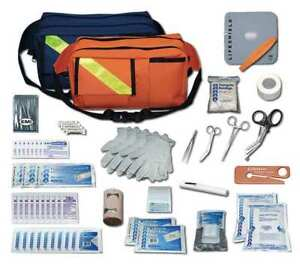 Emergency Medical Kit 1000 Denier Cordura Nylon Case Emi 857