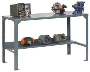 Edsal Wbhd603036 Workbench steel 60 W 30 D