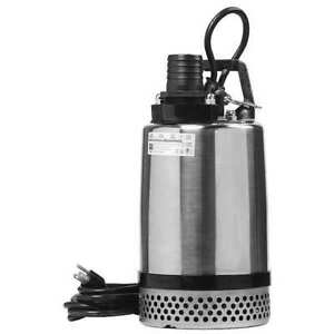 Sump Pump 1 Hp 14 In H Little Giant Fs 750