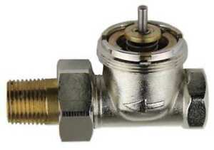 Thermostatic Radiator Valve size 1 In Zoro Select 10l947