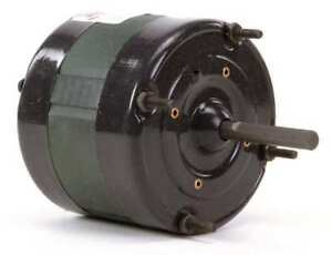 Hvac Motor 1 20 Hp 1550 Rpm 115v