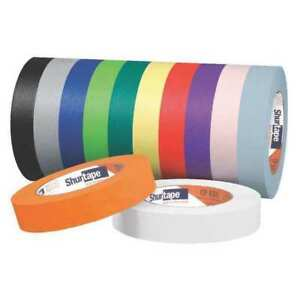Shurtape Cp 631 Masking Tape Red 12mm X 55m Pk 72