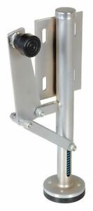 Floor Lock side mount use W 2 In Caster Vestil Fl lk smr r