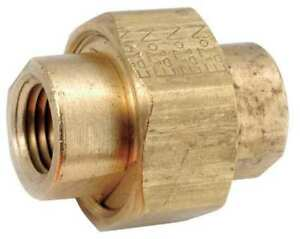1 2 Fnpt Brass Union 706104 08