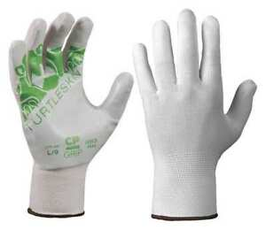 Cut Resistant Gloves wht pu l pr Turtleskin Cpn 430