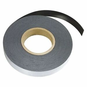 Mag mate Mra060x0100x100 Magnetic Strip 6 Lb 100 Ft