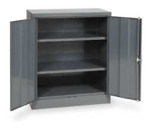Storage Cabinet gray 42 In H 36 In W Zoro Select 1ufd3