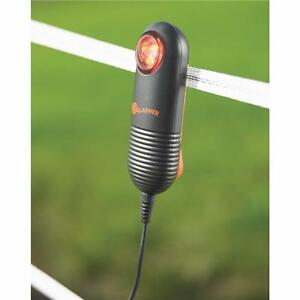 Gallagher Permanent 56 Cord Live Electric Fence Indicator Tester G51100