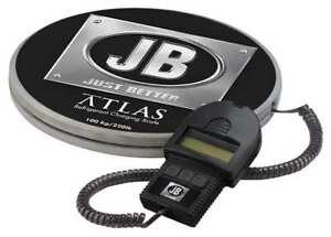 Jb Industries Ds 20000 Refrigerant Scale electronic 220 Lb