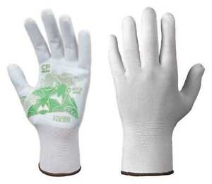 Glove Liners nylon polyester s wht pr Turtleskin Cpb 430