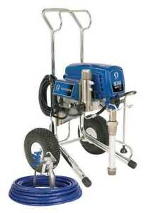 Airless Paint Sprayer 2 Hp 0 95 Gpm Graco 16w892