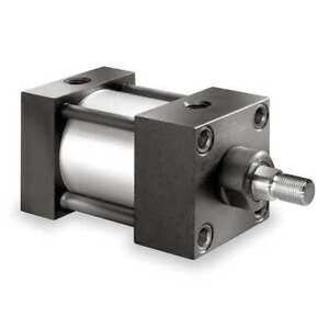 4 Bore Double Acting Air Cylinder 8 Stroke Speedaire 6x468