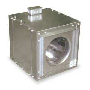 In line Duct Blower 13 1 8 In 115v Dayton 20ud16