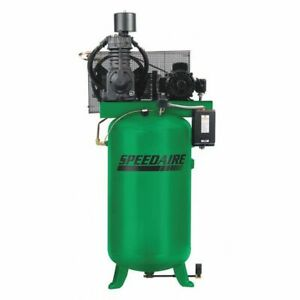 Electric Air Compressor Speedaire 35wc51