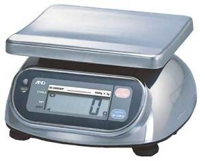 Digital Compact Bench Scale 5000g Capacity A d Weighing Sk 5001wp
