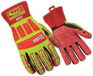 Cut Resistant Gloves 3xl ylw red pr Ringers Gloves 269 13