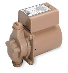 Hot Water Circulator Pump 1 40hp Taco 006 b4 14