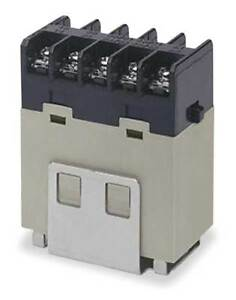 Enclosed Power Relay 10pin 24vac 4pst no Omron G7j 4a b w1 ac24