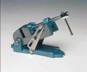 Wilton 12850 Vise Drill Press Angle 25a Jaw 2 1 2in