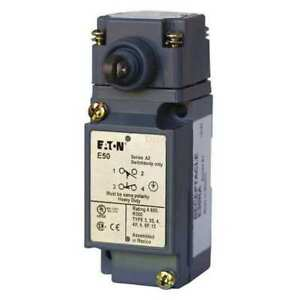 Eaton E50bs36p Limit Switch Push Roller 4 In lb