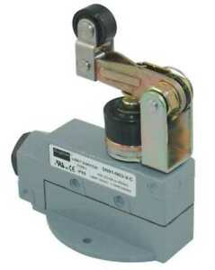 Spdt Limit Switch Horizontal Roller Lever Nema 3 4 13 Dayton 12t930