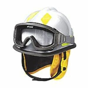 Cairns C mod b4b111200 Fire And Rescue Helmet White Modern