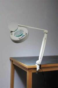 Led Powered Provue Magnifying Lamp Aven 26501 led
