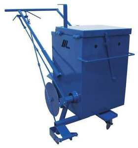 Marshalltown At10ma Asphalt Crack Melter portable 10 Gal