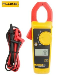 Tester Digital Clamp Meter Dmm Ac Volt Multimeter Fluke 302 F302 Handheld Tc
