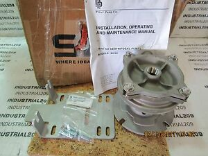 Price Centrifugal 1ms50ss 412 21211 pe0 Stainless Pump New