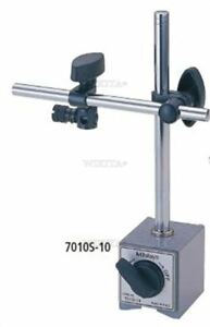 New Mitutoyo 7010s 10 Magnetic Stands For Dial Test Indicators A