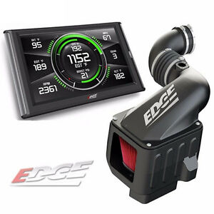 Edge 19023 Ford 11 16 6 7l Stage 1 Kit Evolution Cts2 jammer Cai Cold Air Intake