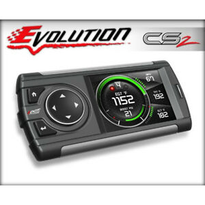 Edge 85300 Diesel Evolution Cs2 Tuner For 1994 2015 Cummins Duramax Powerstroke