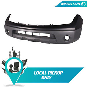 Local Pickup 2005 2008 Fits Nissan Frontier Front Bumper Cover Primed Ni1000225