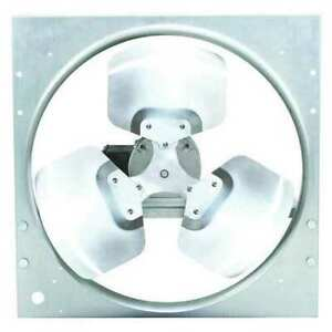 Exhaust Fan 20 In 208 230 460v Dayton 10d977