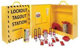 Zing 6062 Lockout Station electrical 18 In H