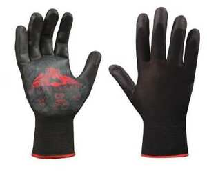 Cut Resistant Gloves blk nitrile xl pr Turtleskin Cpr 500