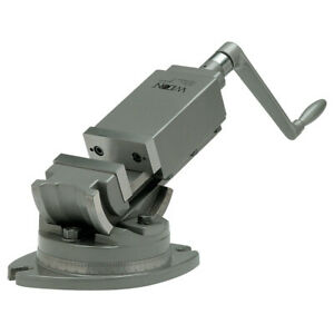 Wilton 2 Axis Angular Vise 6 Jaw Width 6 Jaw Opening 11707 New