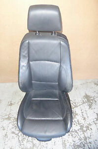 Bmw 135i 128i Convertible Sport Seat Front Left 52107135543