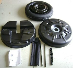 Oem Dodge Grand Caravan Chrysler Town Country Spare Wheel And Tire