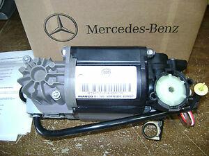 Oem Mercedes Benz New Airmatic Compressor Pump E W211 S V220 Cls C219