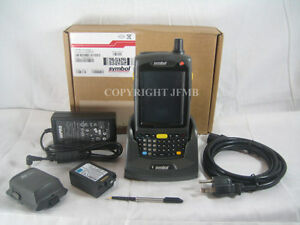 Symbol Motorola Mc75 Wireless Barcode Scanner Mc7596 pzcskqwa9wr Pda Phone