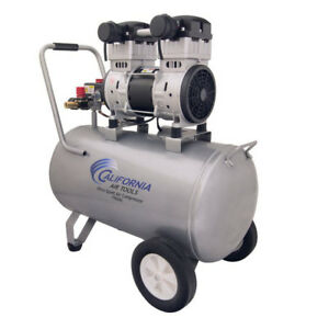 California Air Tools 15020c 15 Gal Steel Air Compressor bare Cat 15020c New