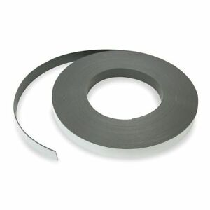 6xy45 Magnetic Strip 100 Ft L 1 In W