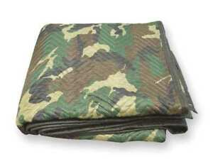 2nkt5 Quilted Moving Pad 72 In L Camo Pk 12