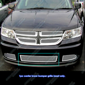 For 2011 2018 Dodge Journey Se Bumper Stainless Steel Mesh Grille Insert